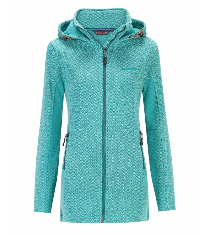 Life-Line Ramara Ladies Fleece Vest - Turqoise