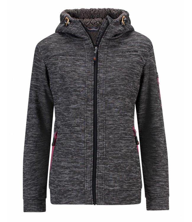 Life-Line Rubra Gevoerde Fleece Vest Dames