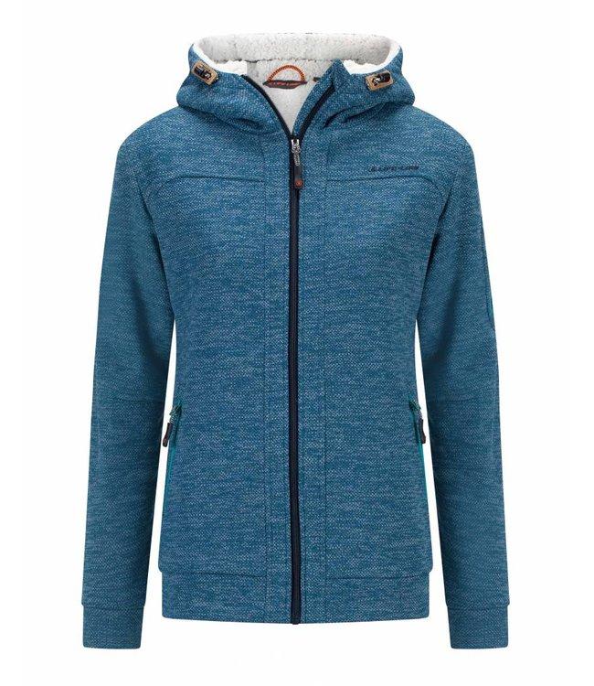 Life-Line Rubra Ladies Lined Fleece Vest