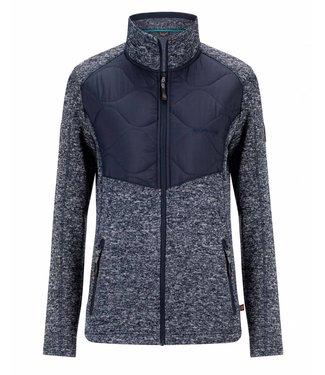 Life-Line Rata Dames Fleece Vest - Donkerblauw