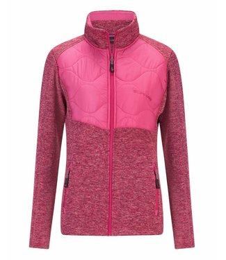 Life-Line Rata Dames Fleece Vest - Roze