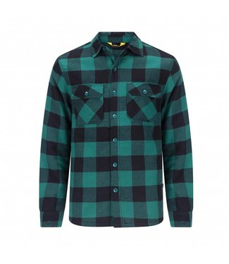 Life-Line Joris Lined Hemd Mens - Green