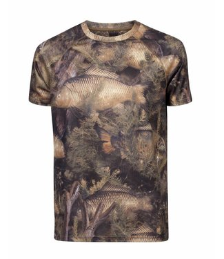 Fishouflage Karper T-Shirt