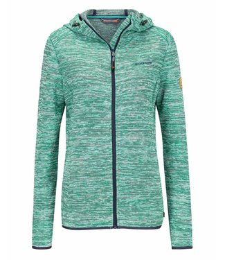 Life-Line Montrose Ladies Hooded Fleece Jacket