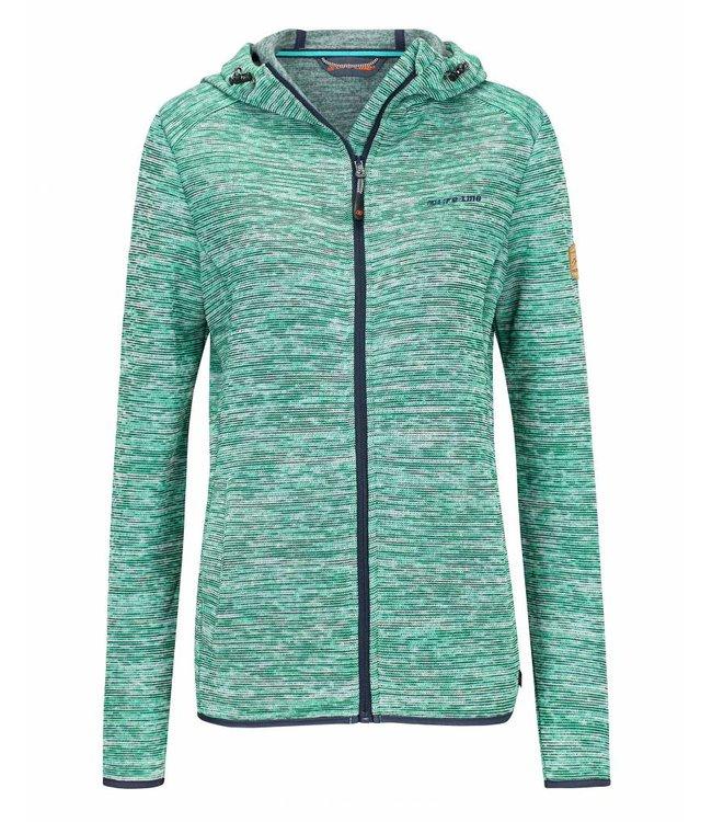 Life-Line Montrose Dames Fleece Vest - Blauw