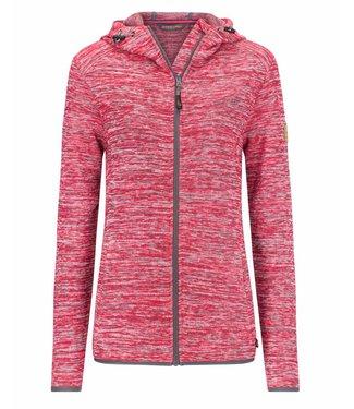 Life-Line Montrose Dames Fleece Vest - Roze