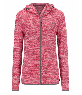 Life-Line Montrose Ladies Fleece Jacket - Pink