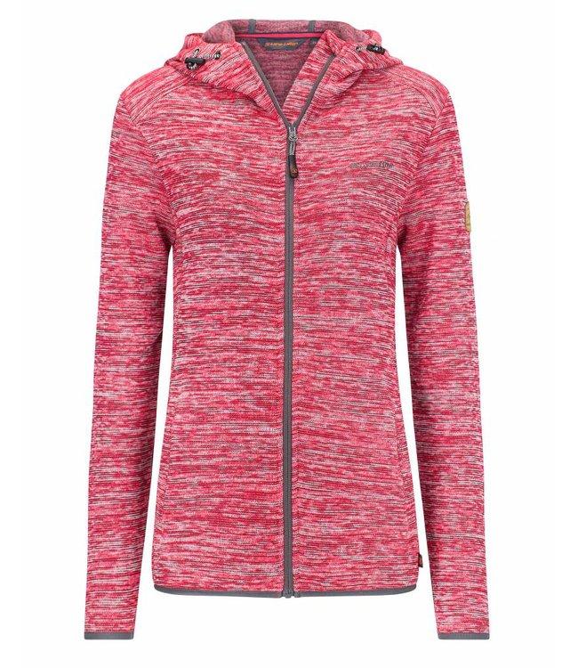 Life-Line Montrose Ladies Fleece Jacket - Pink