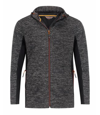 Life-Line Robbson Mens Fleece/ Softshell Jacket
