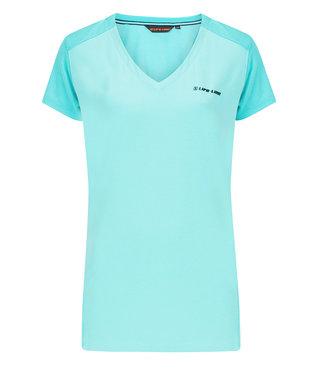 Life-Line Nicia Damen T-Shirt - Blau