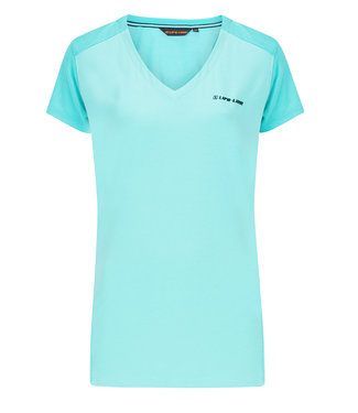 Life-Line Nicia Ladies T-shirt Shortsleeve - Blue