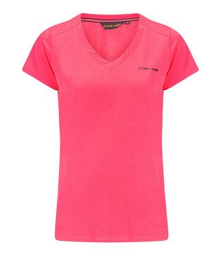 Life-Line Nicia Dames T-shirt - Roze
