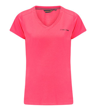 Life-Line Nicia Ladies T-shirt Shortsleeve - Pink