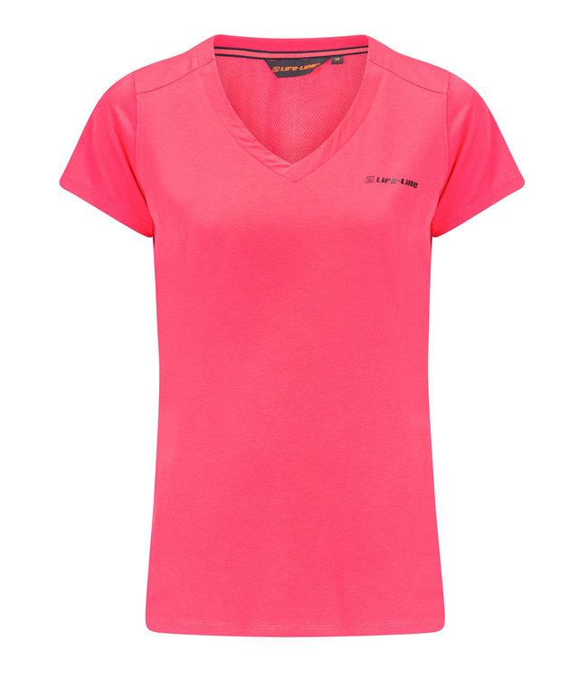 Life-Line Nicia Damen T-Shirt - Rosa