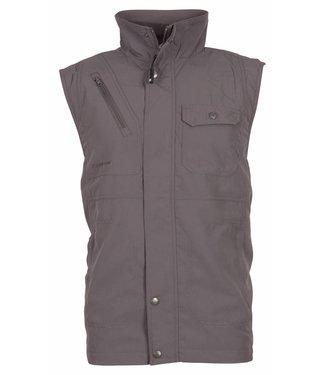 Life-Line Ben UV werend vest Heren in Donkergrijs