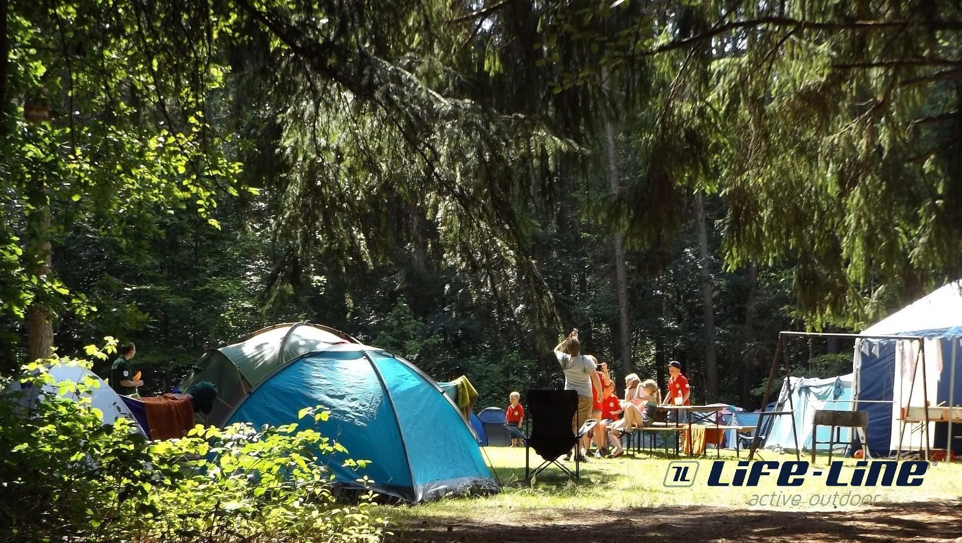 Waarom kamperen zo leuk is