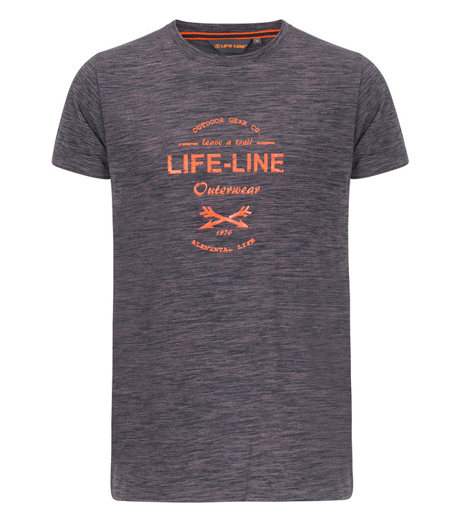 Life-Line Wyoming Men T-shirt Shortsleeve