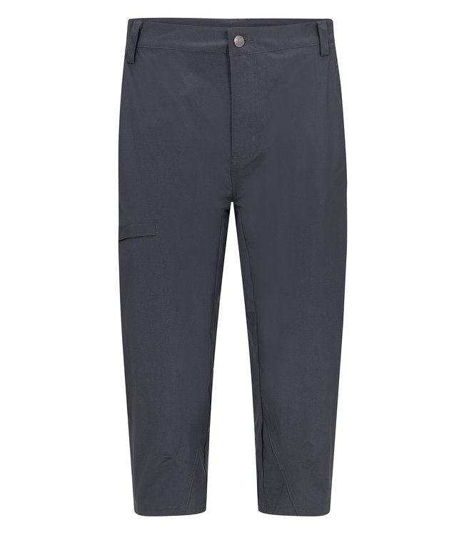 Life-Line Tetons mens Capri pants - Dark grey