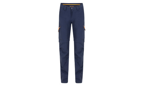 Walking zip-off pants