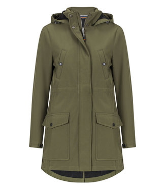 Life-Line Atabe Ladies Lined Softshell Parka