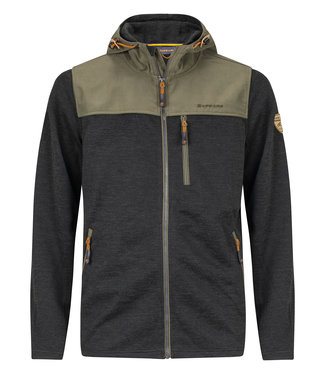 Life-Line Knuset Heren Fleece Jas