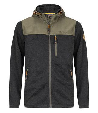Life-Line Knuset Mens Lined Membrane Fleece Jacket