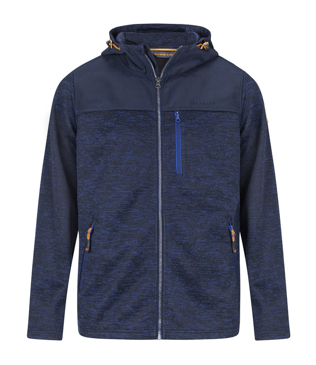 Life-Line Knuset Mens Fleece Jacket