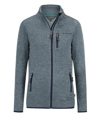 Life-Line Trada Ladies Fleece Jacket - Grey