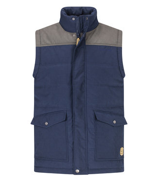 Life-Line Chesno Mens Bodywarmer - Navy