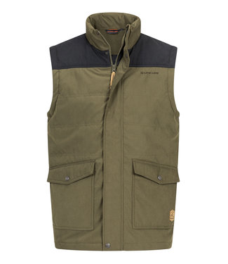 Life-Line Chesno Mens Bodywarmer - Green