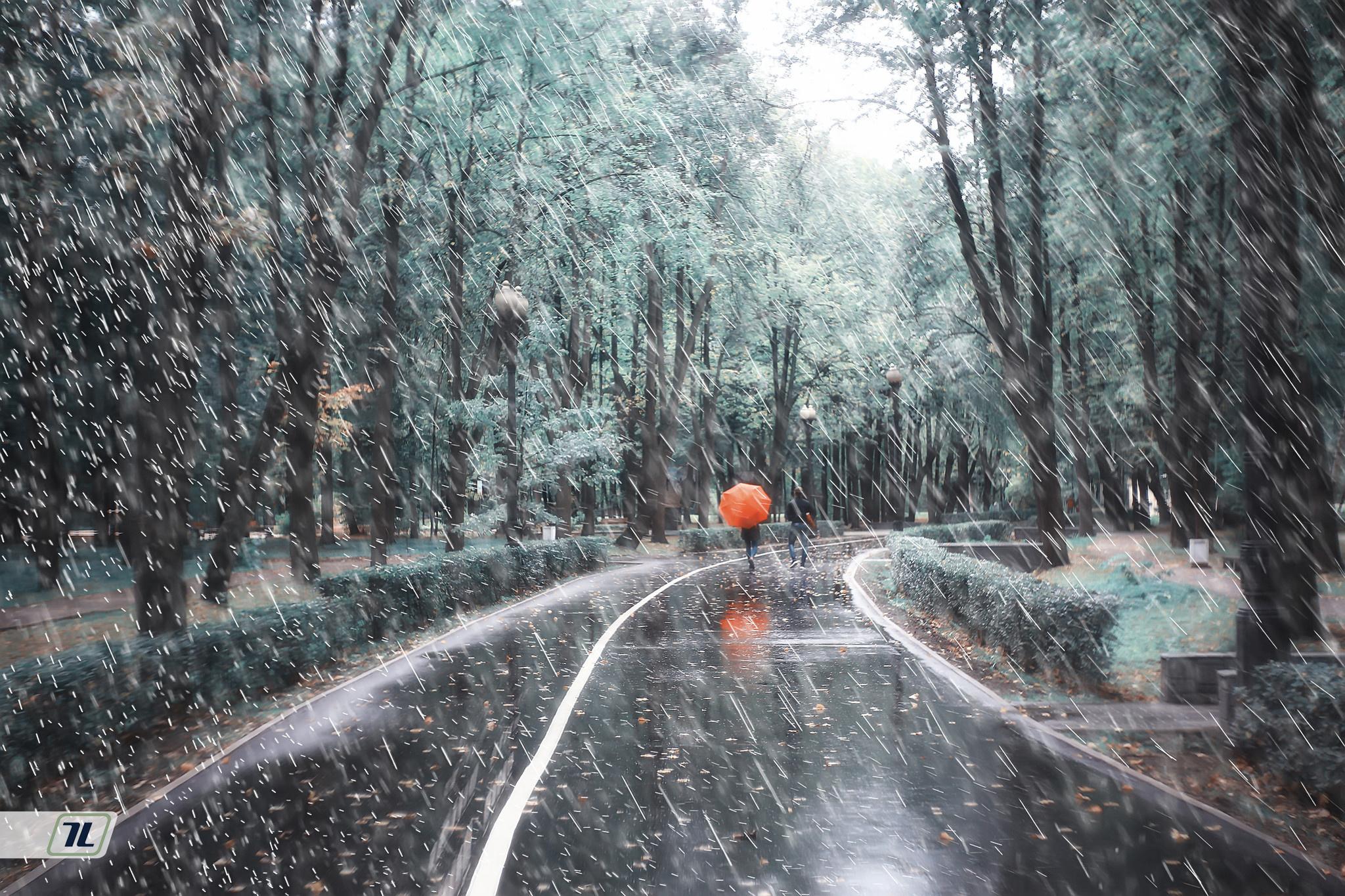 Hoe bereid jij je voor op een wandel- of fietstocht op een regenachtige herfstdag?
