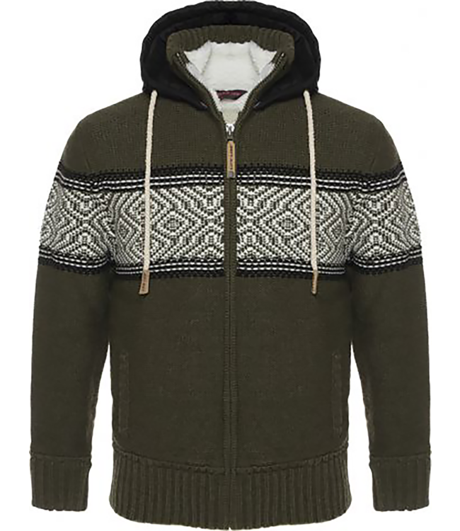 Life-Line Morris Mens Sweaterjacket