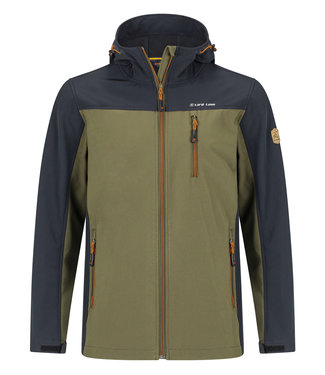 Life-Line Dartlo Mens Lined Softshell Jacket