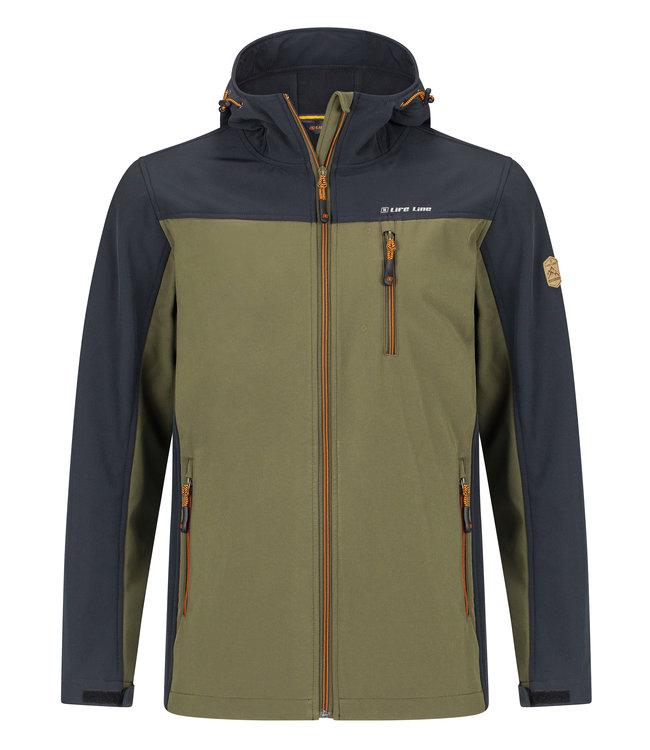 Life-Line Dartlo Mens Lined Softshell Jacket