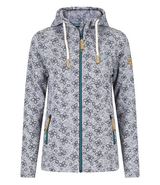 Life-Line Tetri Dames Fleece Vest - Blauw