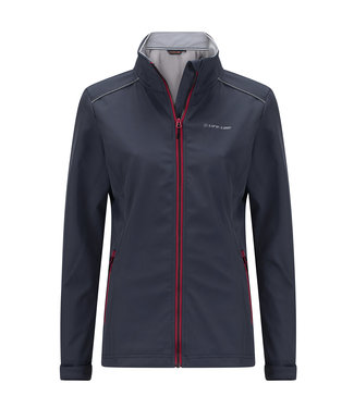 Life-Line Bingley Solid dames softshell jas
