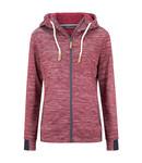 Life-Line Shildon dames fleece vest Donker roze