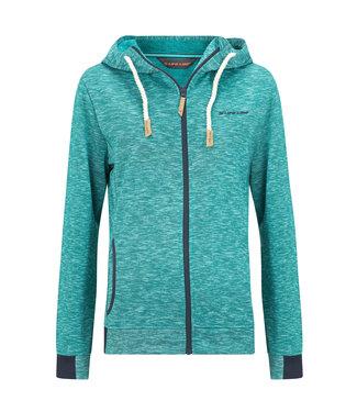 Life-Line Shildon ladies fleece vest - Turquoise
