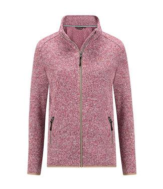 Life-Line Soham Dames Fleece Vest - Roze