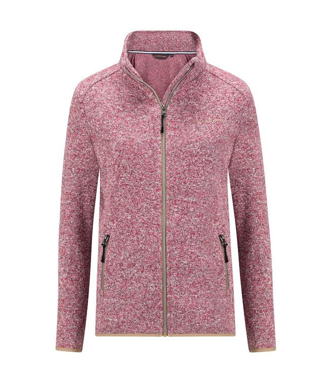 Life-Line Soham Ladies Fleece Vest - Pink