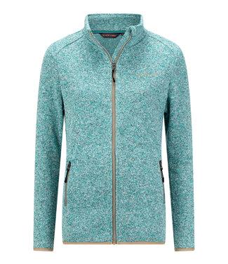 Life-Line Soham Ladies Fleece Vest - Turquoise