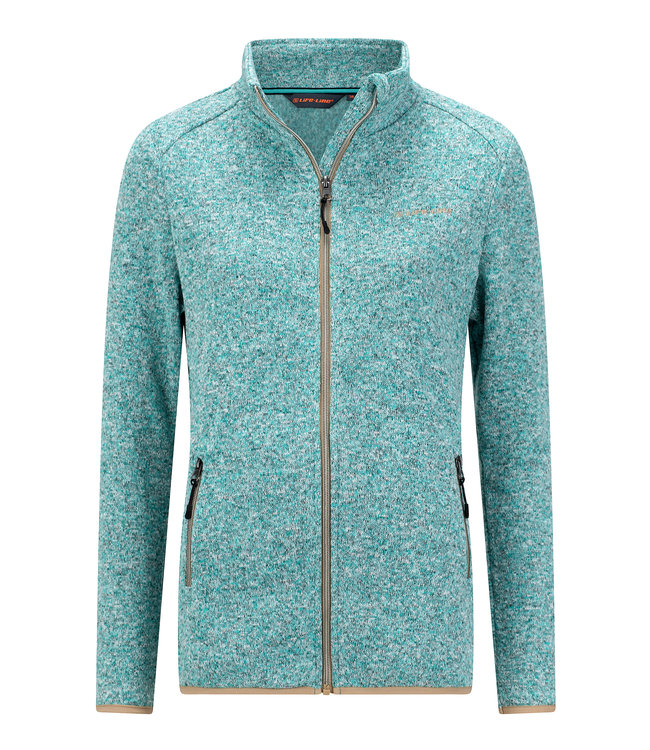 Life-Line Soham Ladies Fleece Vest - Turquoise