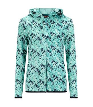 Life-Line Silam Ladies Fleece Vest - Light green