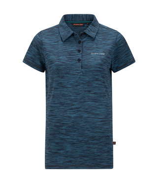 Life-Line Carliste Ladies Polo Shortsleeve - Navy