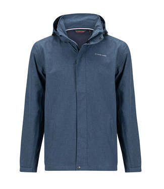 Life-Line Blackpool Mens Hardshell Jacket - Navy