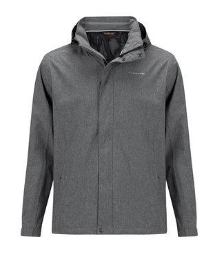 Life-Line Blackpool Mens Hardshell Jacket - Gray