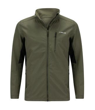 Life-Line Barnet Mens Softshell Jacket - Green
