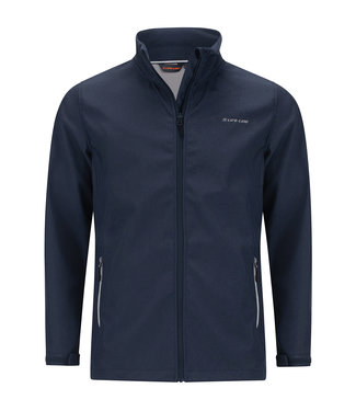 Life-Line Brentwood Heren Softshell Jack - Navy