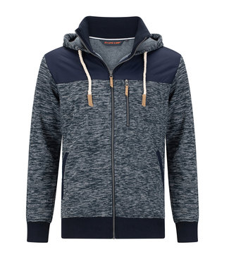 Life-Line Horsham Heren Fleece Vest - Navy