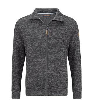 Life-Line Hexham men's fleece vest - Dark Grey